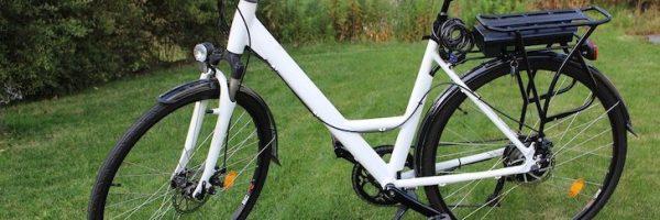 Remportez un superbe vélo électrique