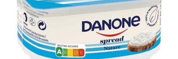 Danone spread nature 100% remboursé