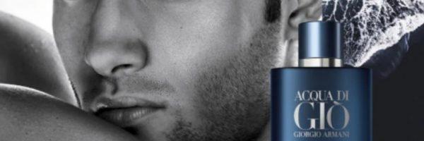 Échantillon gratuit du parfum Giorgio Armani pour homme