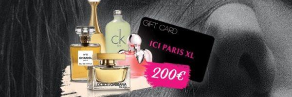 Ici Paris XL : remportez une carte cadeau de 200€