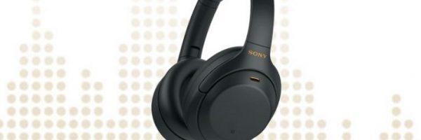 Remportez un casque audio Sony XM4