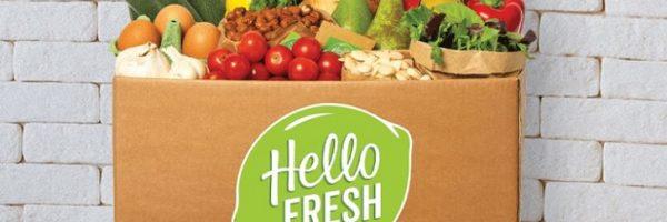 Hello Fresh : remportez 1 mois de box pour 2