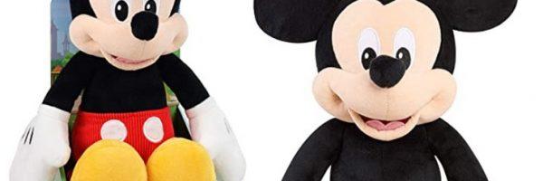 CONCOURS Disney : remportez une peluche Mickey