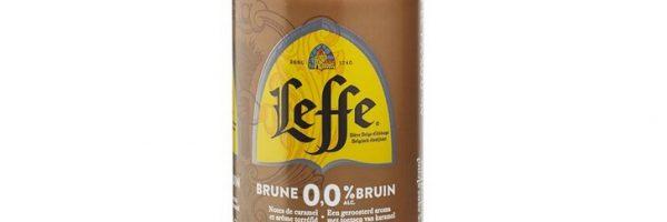 Canette de Leffe sans alcool 100% remboursée
