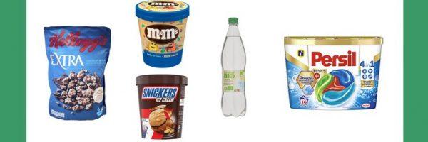 Carrefour : 4 articles de marque 100% remboursés