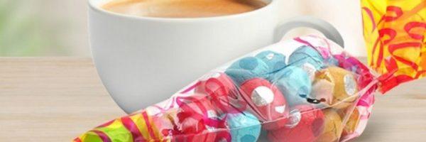 Oeufs de Pâques gratuits avec votre café