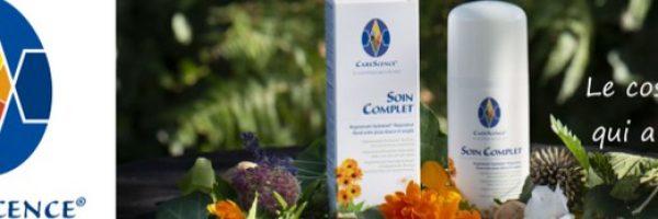 Échantillon gratuit de soin complet CareScence