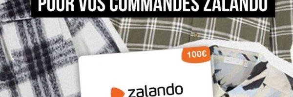 Remportez un chèque Zalando de 100€
