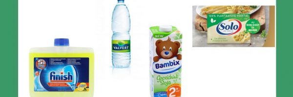Carrefour : 4 produits de marque 100% remboursés