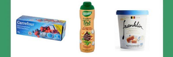 Teisseire, Carrefour et Franklin 100% remboursés