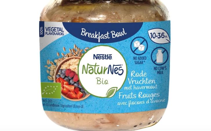 Naturnes breakfast bowl